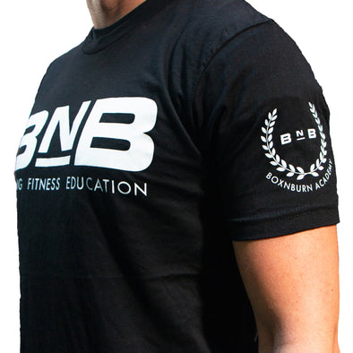 Boxing Fitness Education Tee