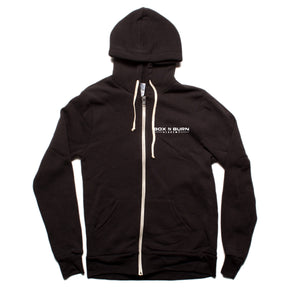 Boxing Fitness Education Zip-Up