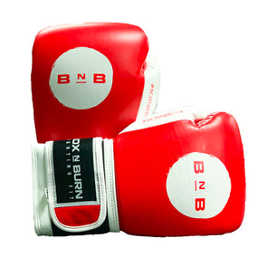 Red Training Gloves with BNB Logo