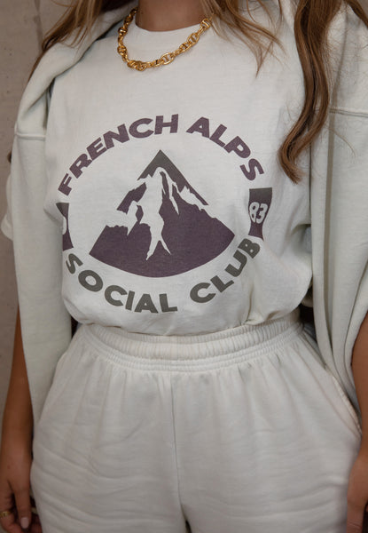 French Alps Tee