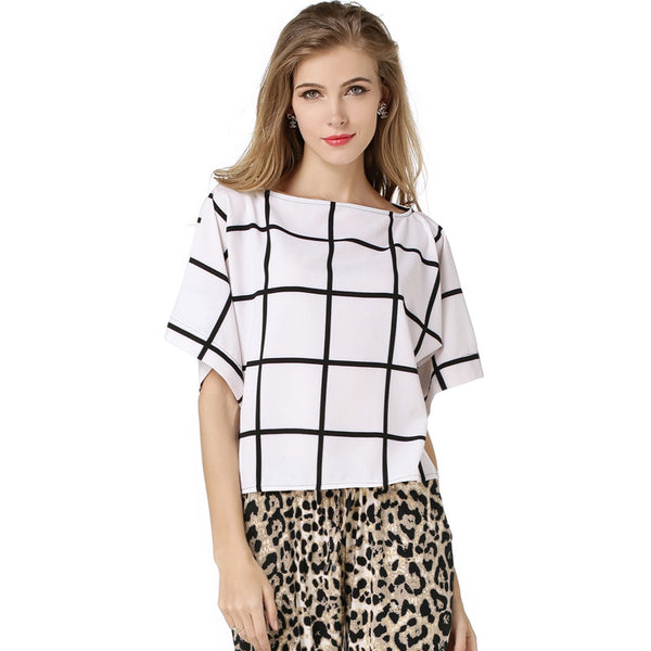 Whitney Loose collar Blouse