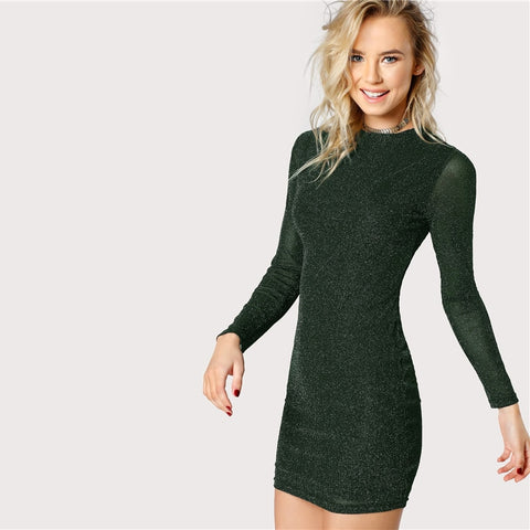Lidia Long Sleeve Dress