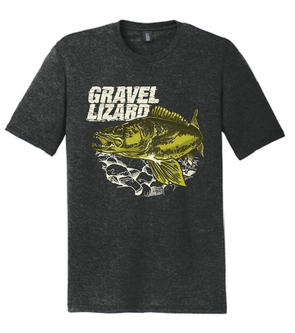Gravel Lizzard Tee