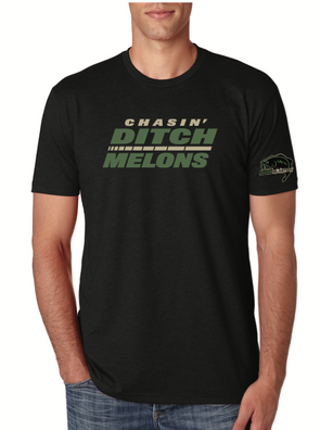 BassBlaster Chasin' Ditch Melons T-Shirt