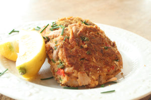 Zesty Fish Cakes