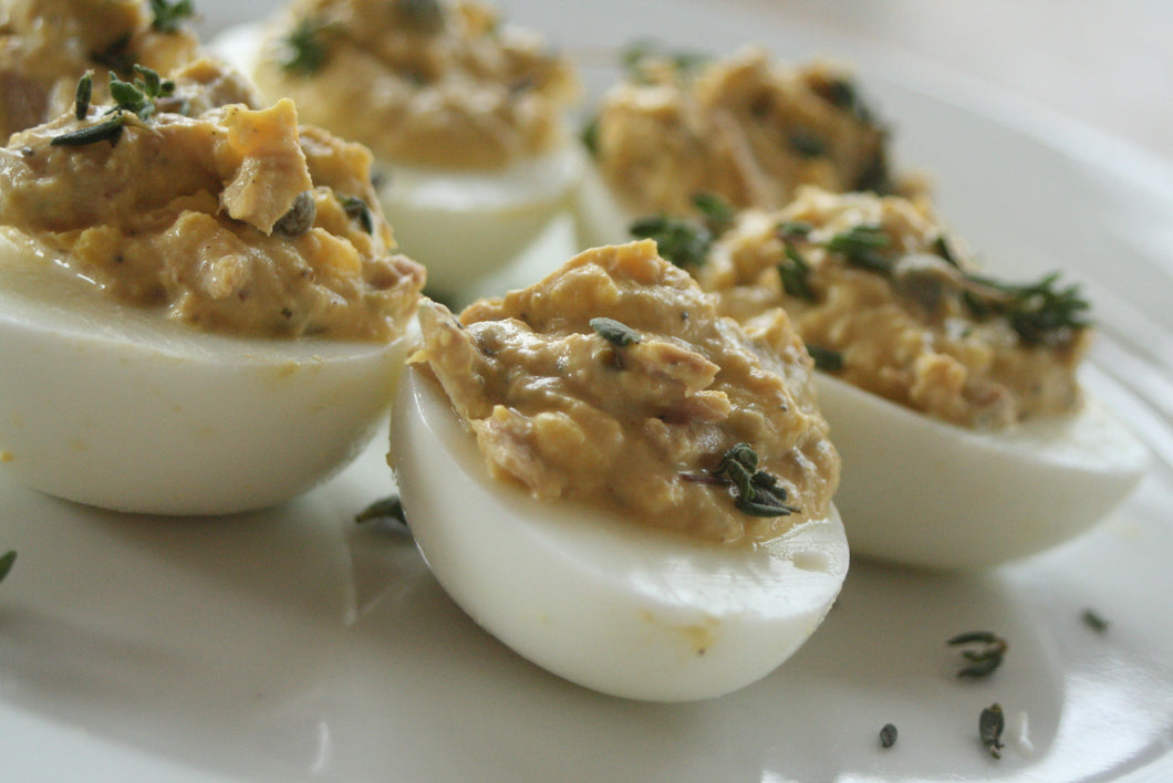Loaded Deviled Eggs - Enrollee Pricing