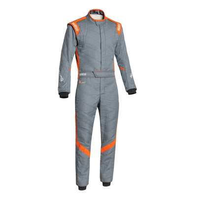 Victory RS-7 One-Piece Driving Suit Gray/Orange