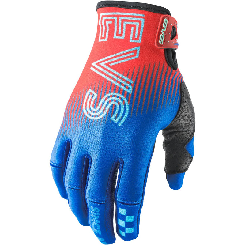 Pro Series Torino Blue/Red