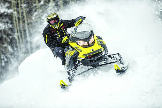 Snowmobile parts and gear for sale