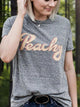 Peachy Print Short Sleeve T-Shirt