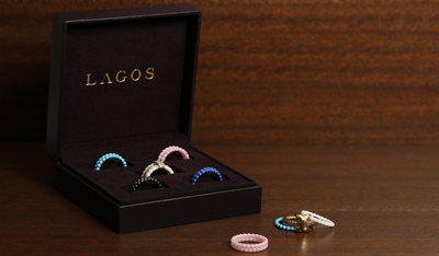 Introducing LAGOS Color Switch Rings