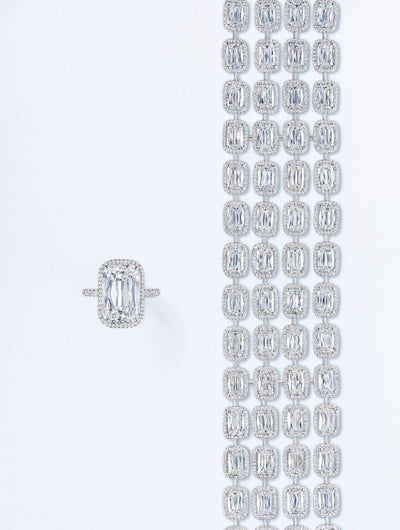 The Stunning Line of Kwiat Diamonds Exclusively at TIVOL