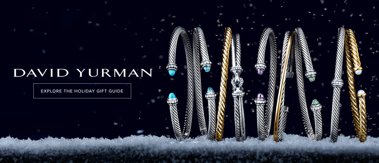 David Yurman Classic Cable Collection Bracelets