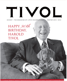 Tivol Magazine Winter 2014