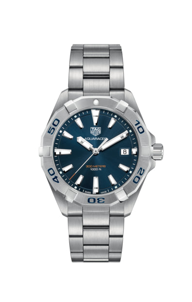 41mm Quartz Aquaracer Watch