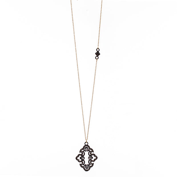 Armenta Old World Collection Drop Necklace