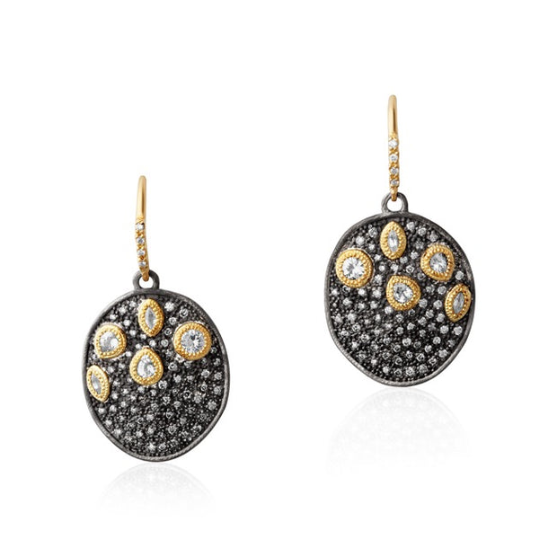 Old World Collection Drop Earrings