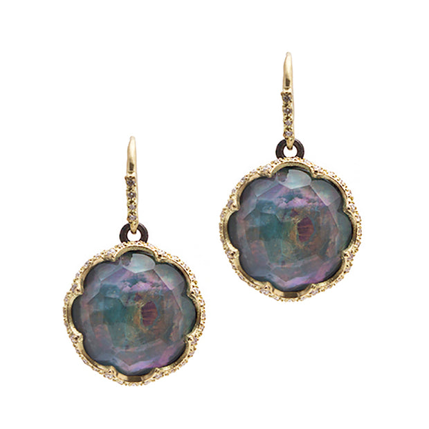 Armenta Old World Collection Drop Earrings