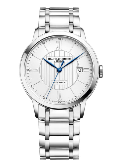 Stainless Steel Classima 40mm Watch