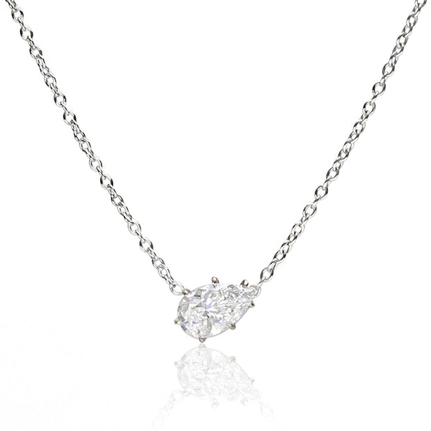 Jade Trau Diamond Necklace