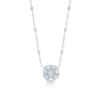 Diamond Splendor Necklace