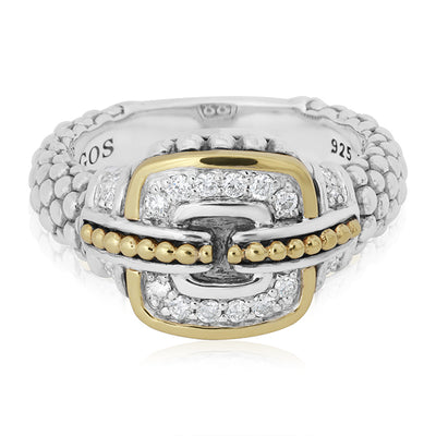 Caviar Collection Ring
