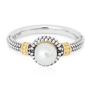 Luna Collection Pearl Ring