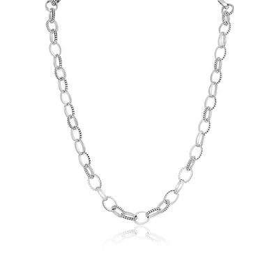 Links Collection Chain Necklace