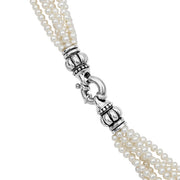 Caviar Icon Collection Pearl Necklace