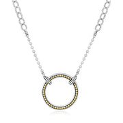 Enso Collection Circle Necklace