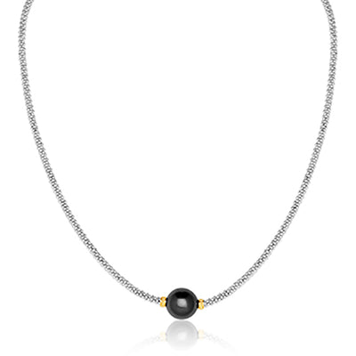 Luna Collection Pearl Necklace