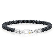 Black Caviar Collection Bracelet