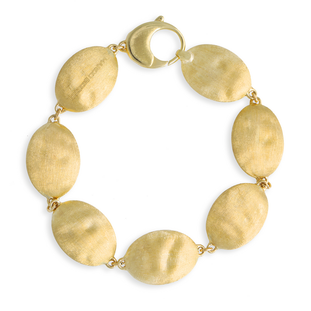 18K Yellow Gold Siviglia Grande Collection Link Bracelet