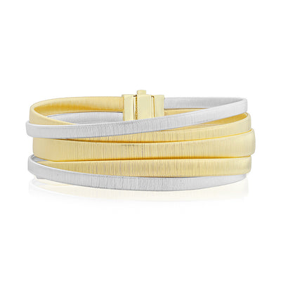 18K Yellow Gold Masai Collection Bracelet