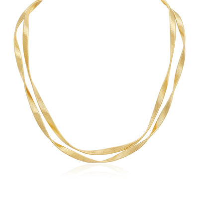 18K Yellow Gold Marrakech Collection Necklace