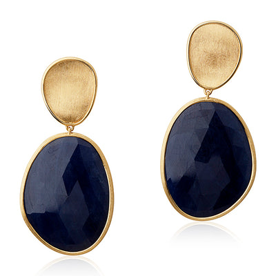 18K Yellow Gold Master Pieces Collection Earrings
