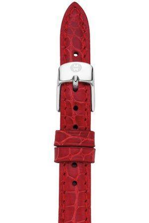 12mm Garnet Alligator Watch Strap - TIVOL
