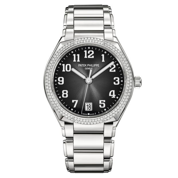Stainless Steel Twenty~4 Automatic 36mm Watch 7300/1200A-010