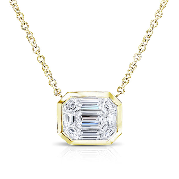 Kaleido Diamond Necklace