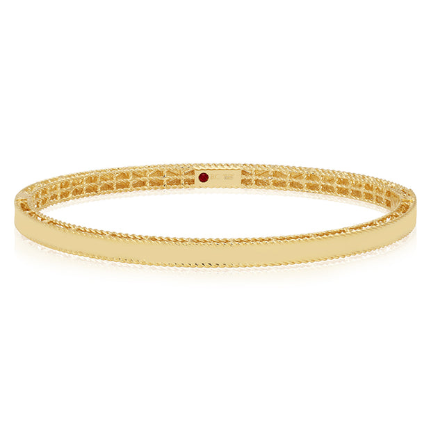 Yellow Gold Symphony Bracelet