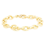 Roberto Coin 18K Yellow Gold Oval Link Bracelet