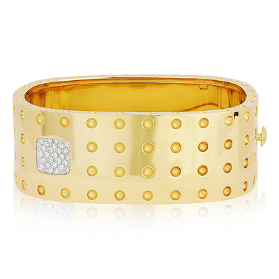 Pois Moi Collection Yellow Gold Bracelet