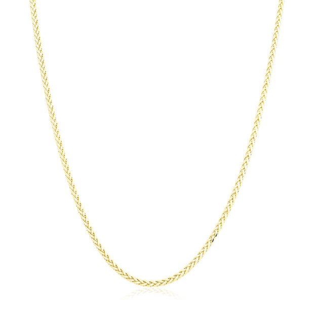 "Tivol 14K Yellow Gold 18"" Link Chain Necklace"