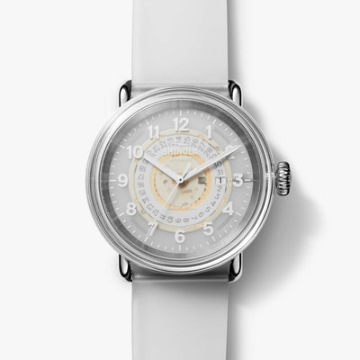 43mm Detrola Middle Child Watch
