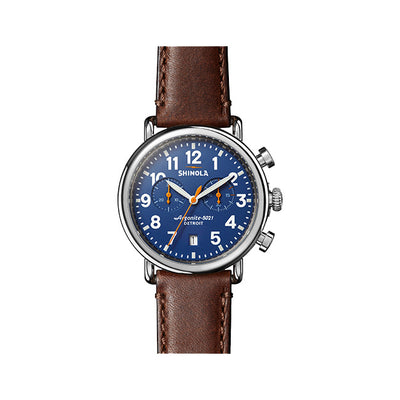 Shinola Runwell Chronograph 41mm Watch