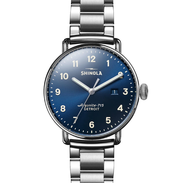 43mm Canfield Watch
