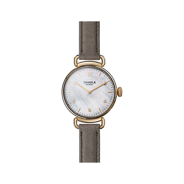 Canfield 32mm Watch