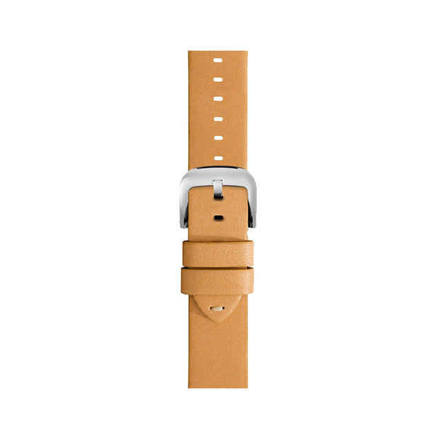 Shinola Natural Leather 24mm Strap