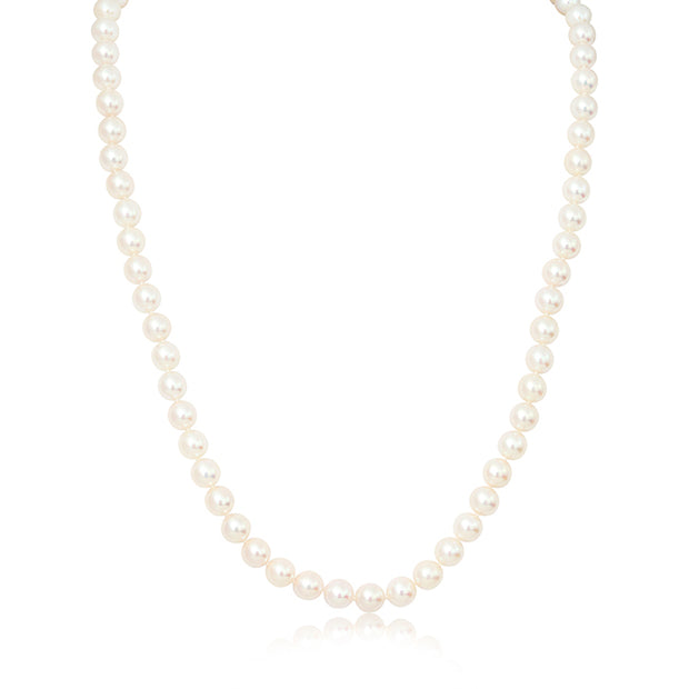 35 Inch Pearl Necklace