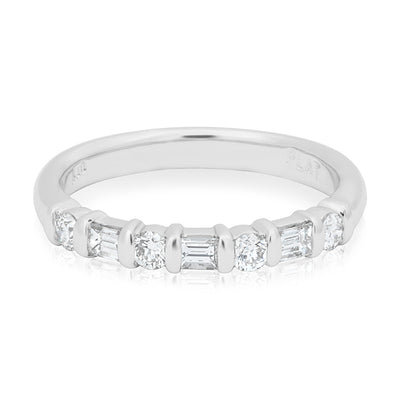 Tivol Platinum Diamond Band